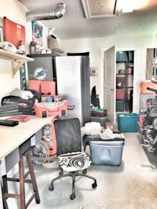 Part Three - How To Organize An Already Organized Room