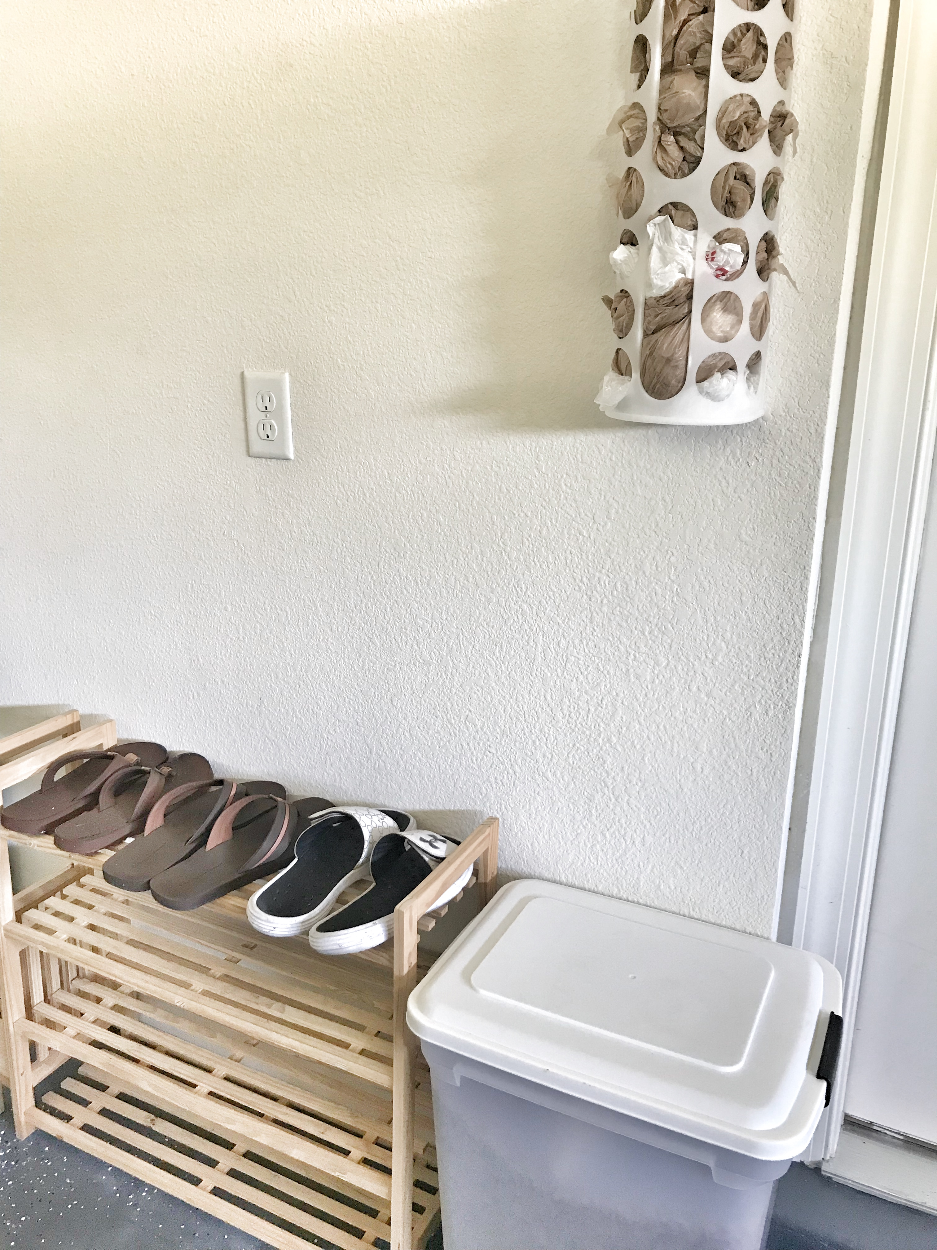 Part Two - How To Organize An Already Organized Room