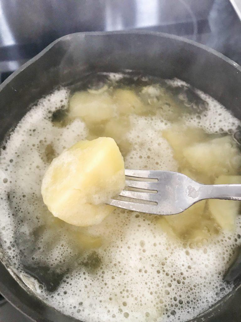 Make Ahead Twice-Baked Potatoes