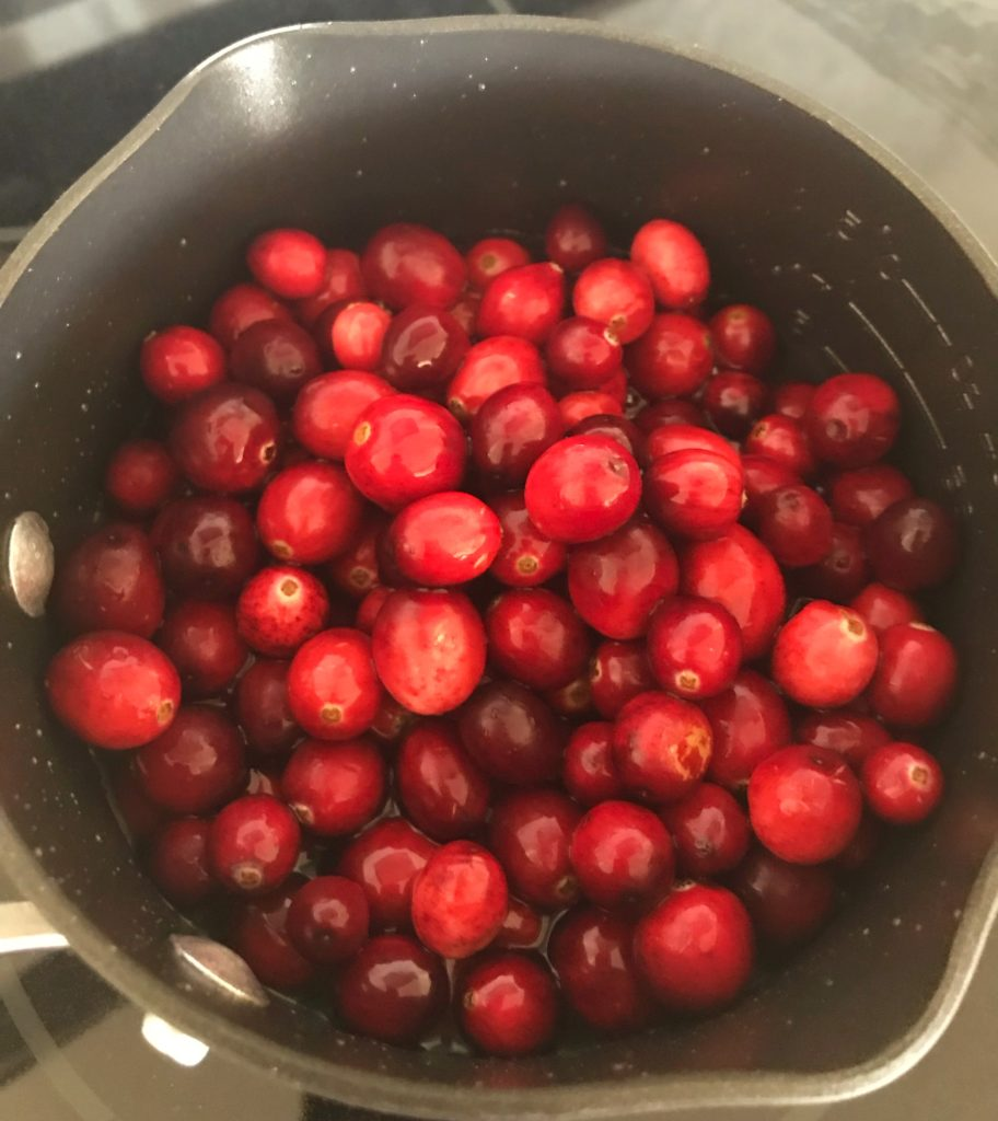 Simple and Easy Cranberry Sauce