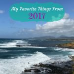 My Favorite Things From 2017