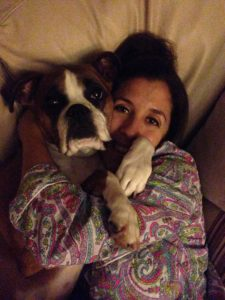 Luckie Girl | The love of a dog
