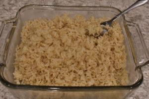 Foolproof Brown Rice