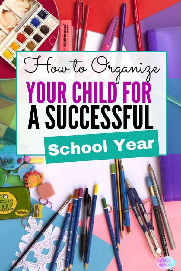 Being an educator and a mom, I know what it takes to create a successful student. Read and learn 5 ways to organize your student for success. Supporting your child in today's school system is a sure way for them to flourish and achieve greatness! All students are capable of learning. #backtoschool #school