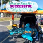 What to Pack for a Successful Tailgate