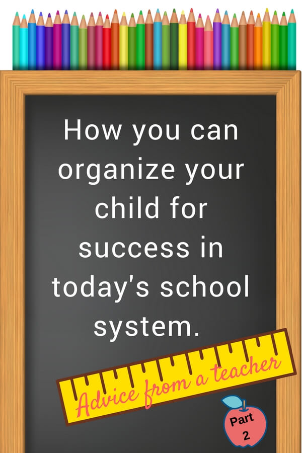 How to Organize Your Student for Success
