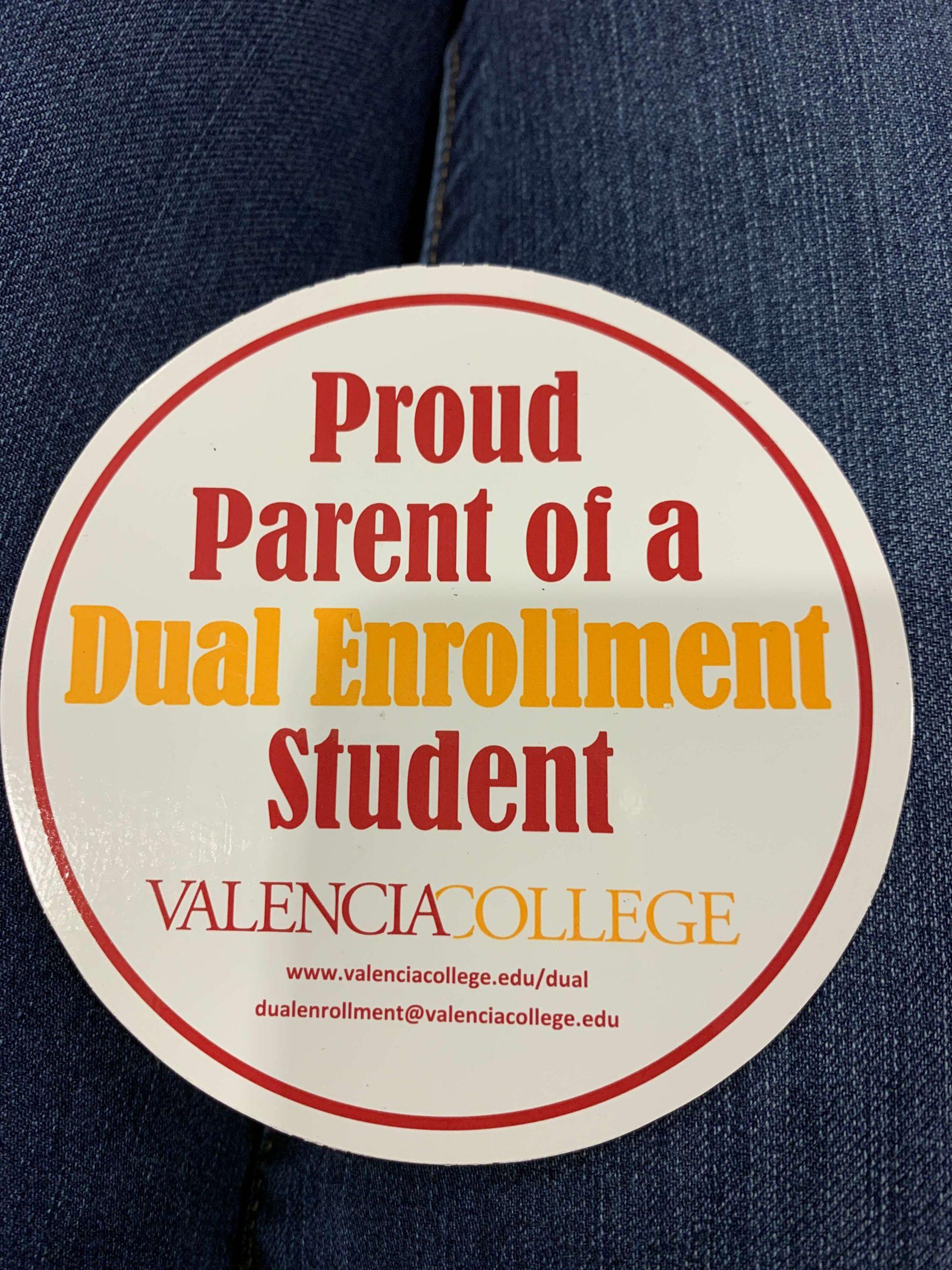 Dual Enrollment Student