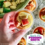 Apple Pie Pudding Shots