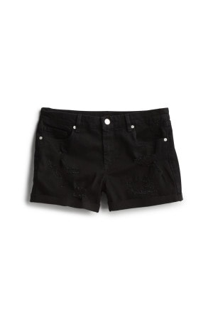 BLANK NYC Amira Short Distressed Size: 0 $68.00