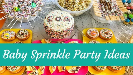 How to Throw a Baby Sprinkle