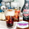 Copycat Starbucks Pumpkin Cream Cold Brew