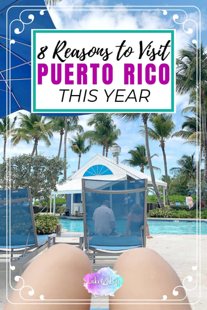 8 Reasons Puerto Rico is the Best Summer Vacation Destination | Summer Vacation Ideas