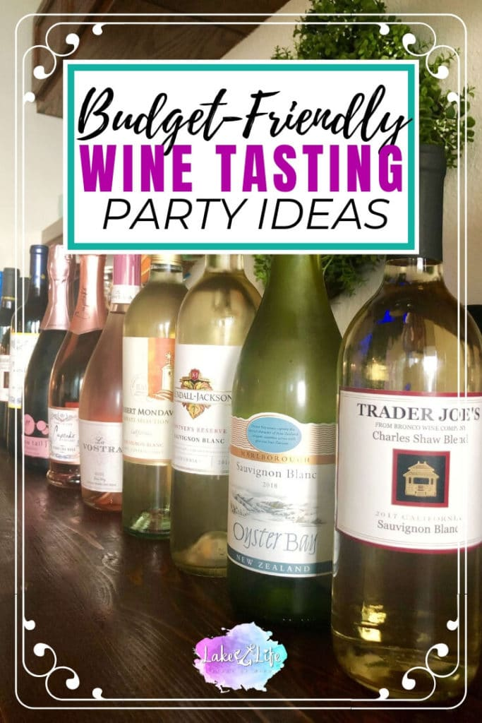graphic about Total Wine Coupon Printable identified as How towards Host a Funds-Pleasant Wine Tasting Lake Daily life Country