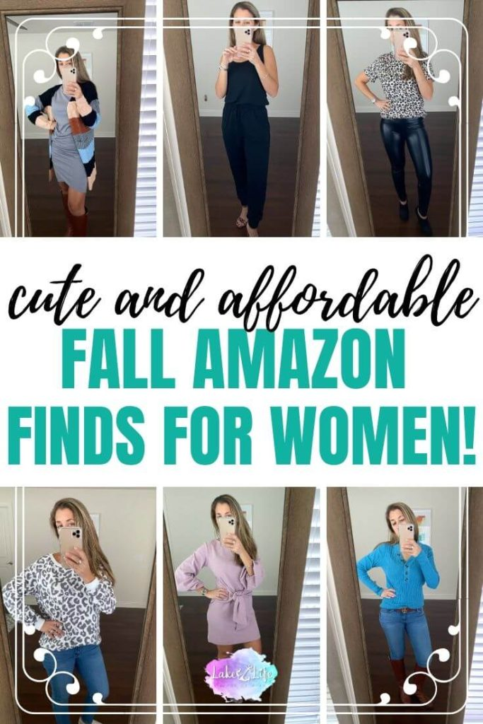 Cute and Cheap Fall Amazon Finds for Women