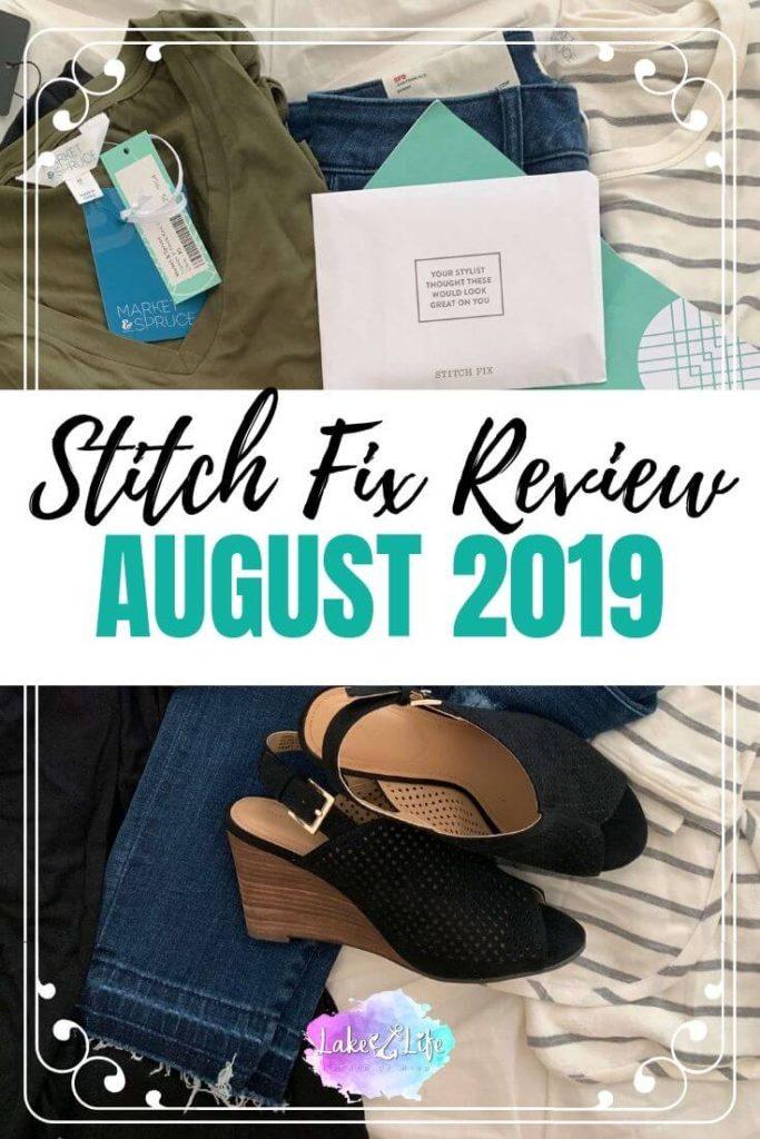 Stitch Fix Review: August 2019 Fix 49