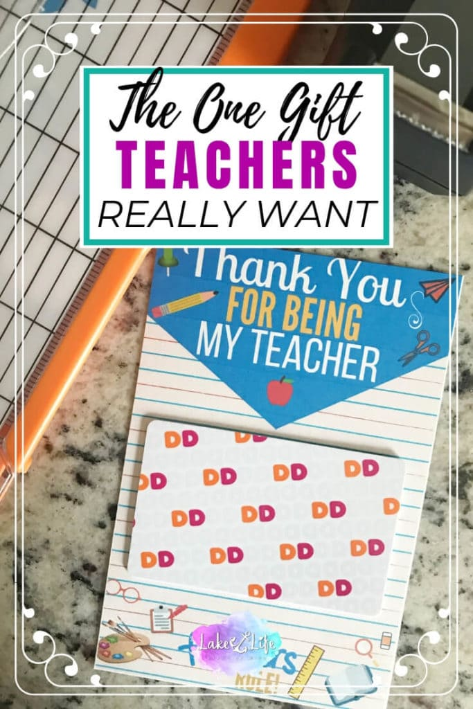 Teacher Gift Ideas | Simple Teacher Gifts