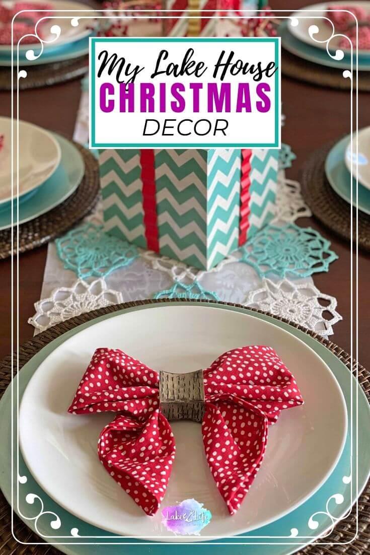 My Very Merry Christmas Decor