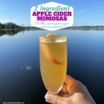 Easy Apple Cider Mimosa Recipe