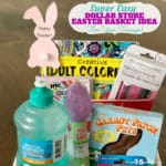 Easy Dollar Store Easter Basket Ideas for Teens