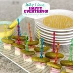Entertaining with the Happy Everything! POPSHOP Line
