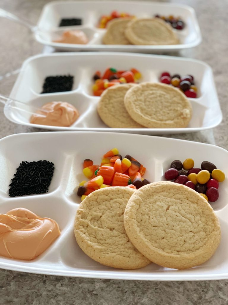 How to Host a Halloween Cookie Decorating Party for Kids
