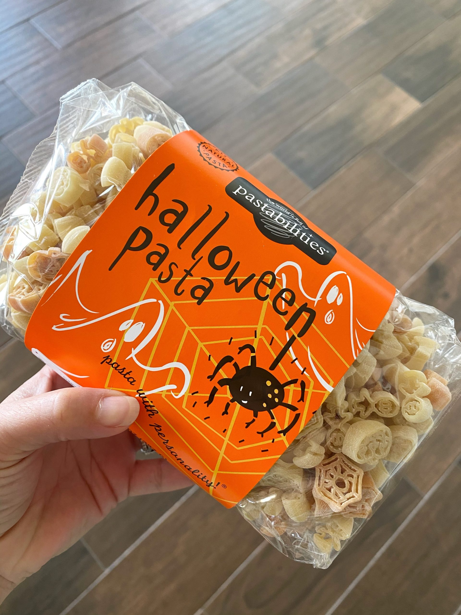 Halloween pastabilities pasta