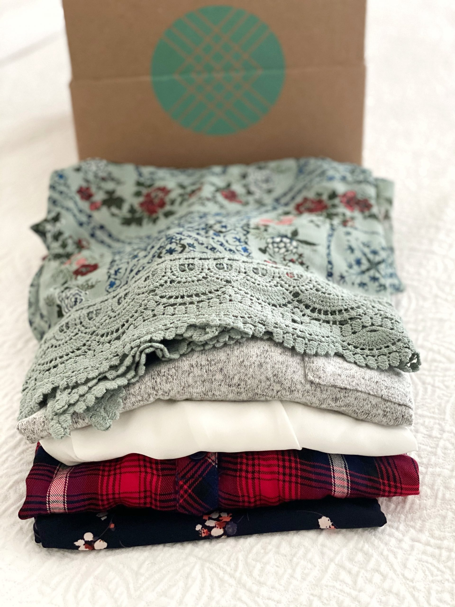 Stitch Fix Box Review for October 2020