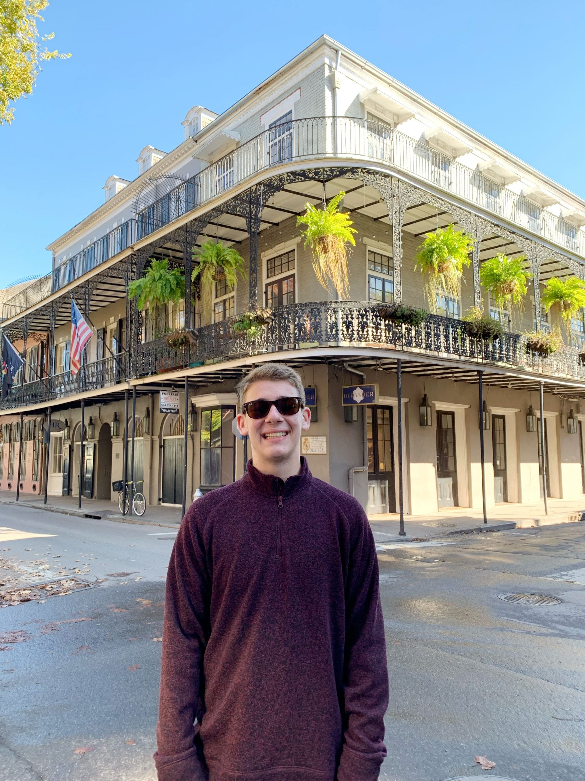 What To Do in New Orleans With a Teen