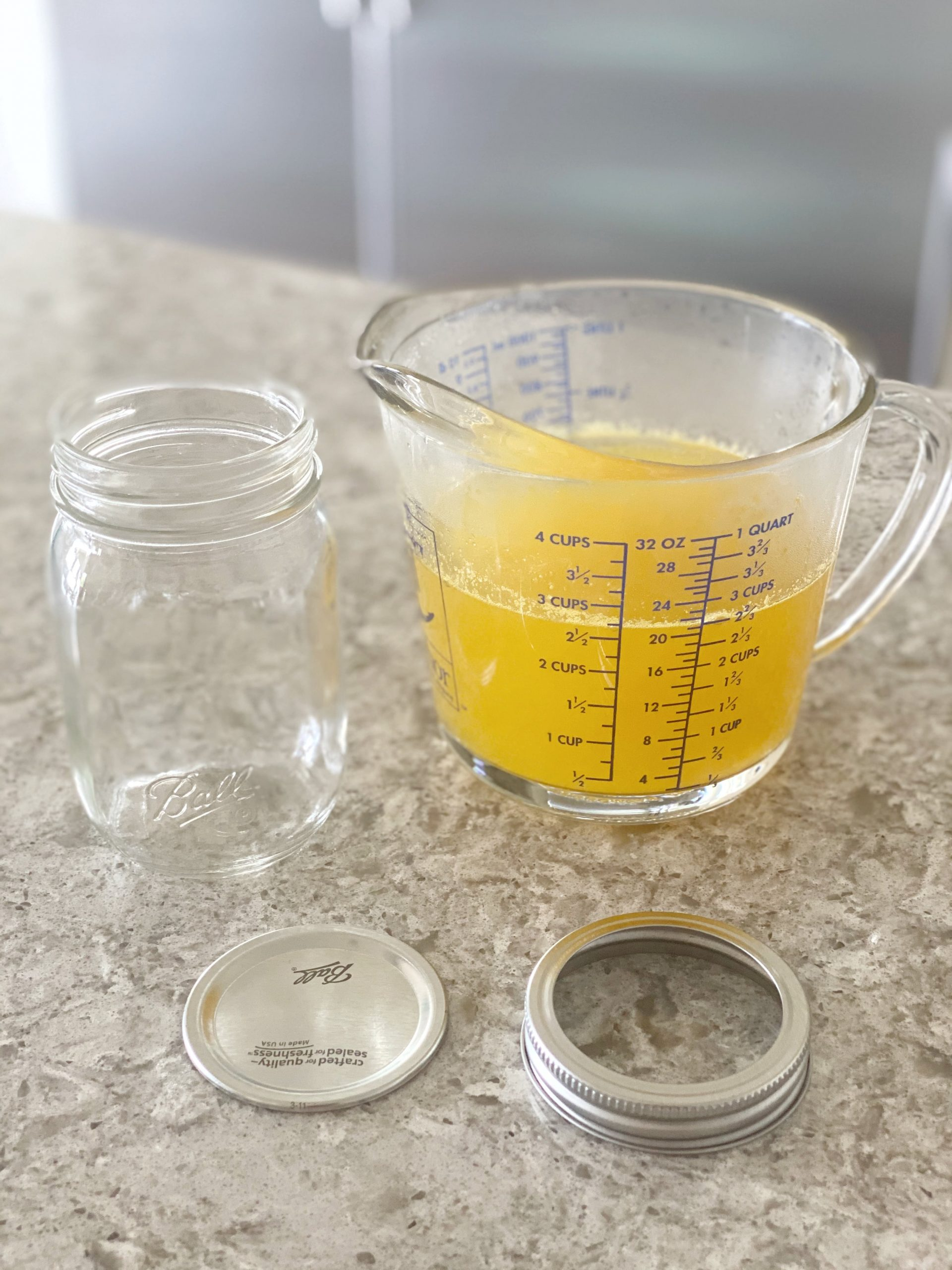 mango simple syrup