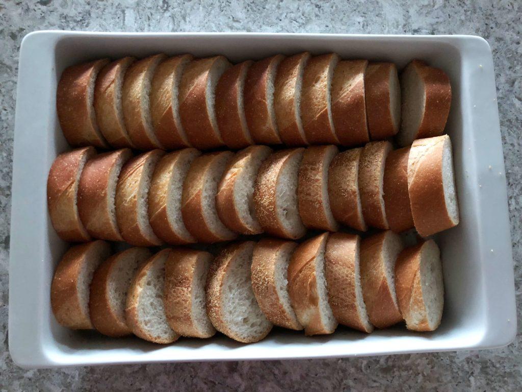 Make Ahead Praline French Toast Casserole
