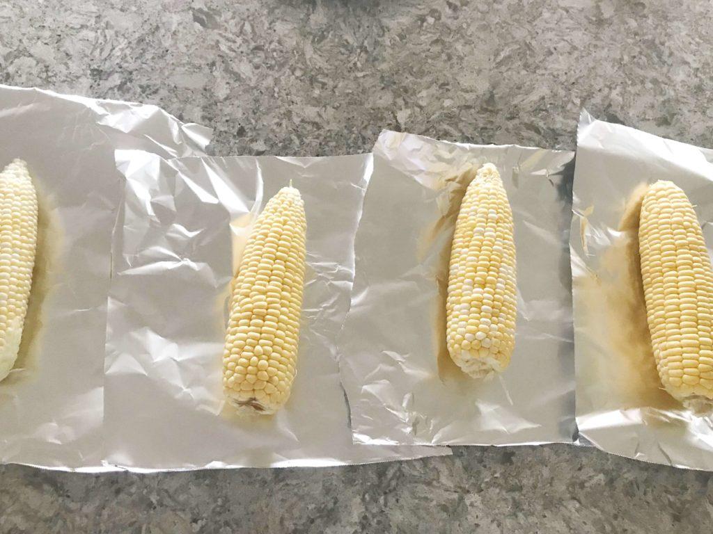 Italian-Inspired Roasted Corn on the Cob | Easy side dish | BBQ food | Summertime Food