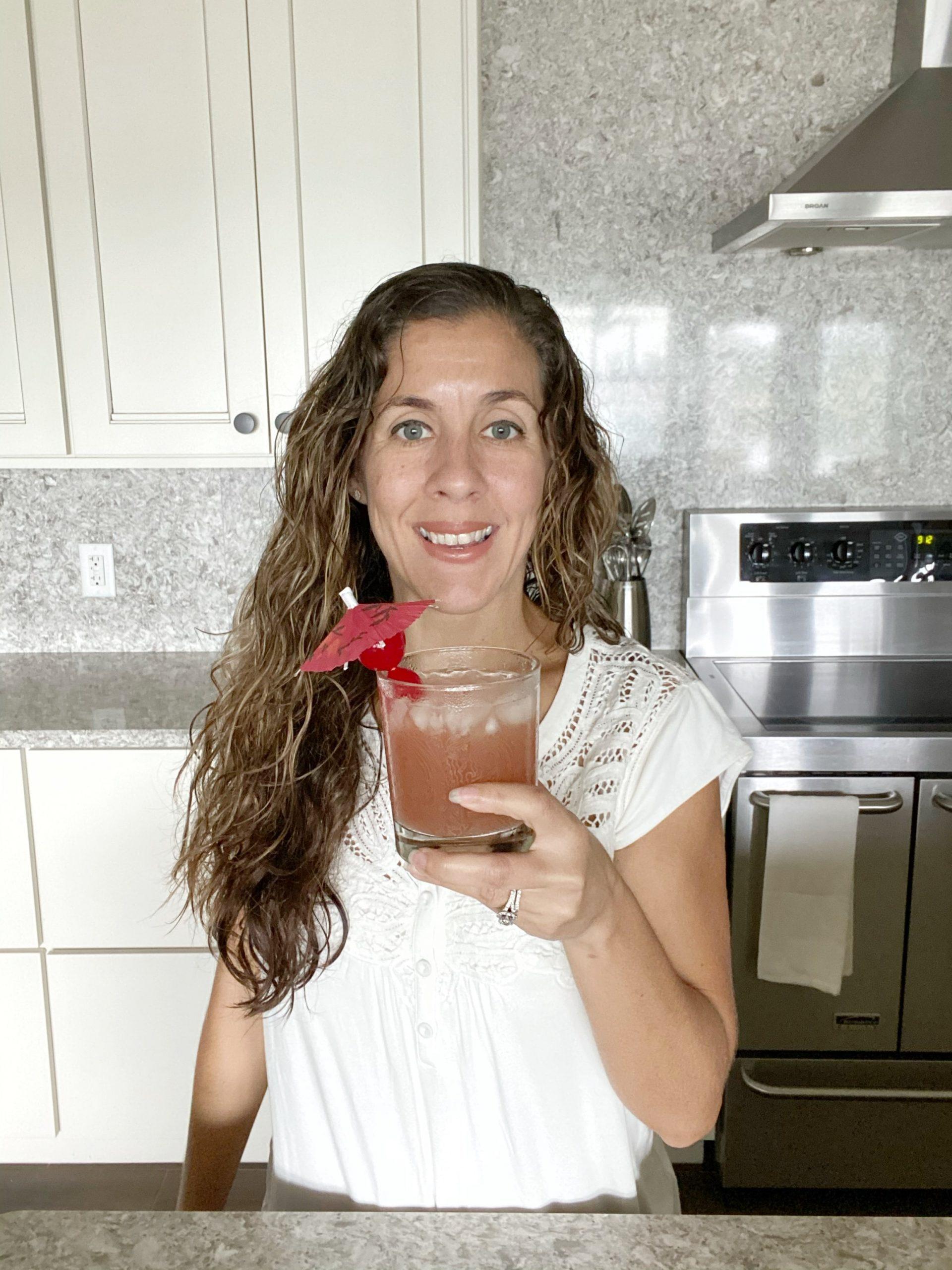 Pineapple Sex on the Beach Drink Recipe
