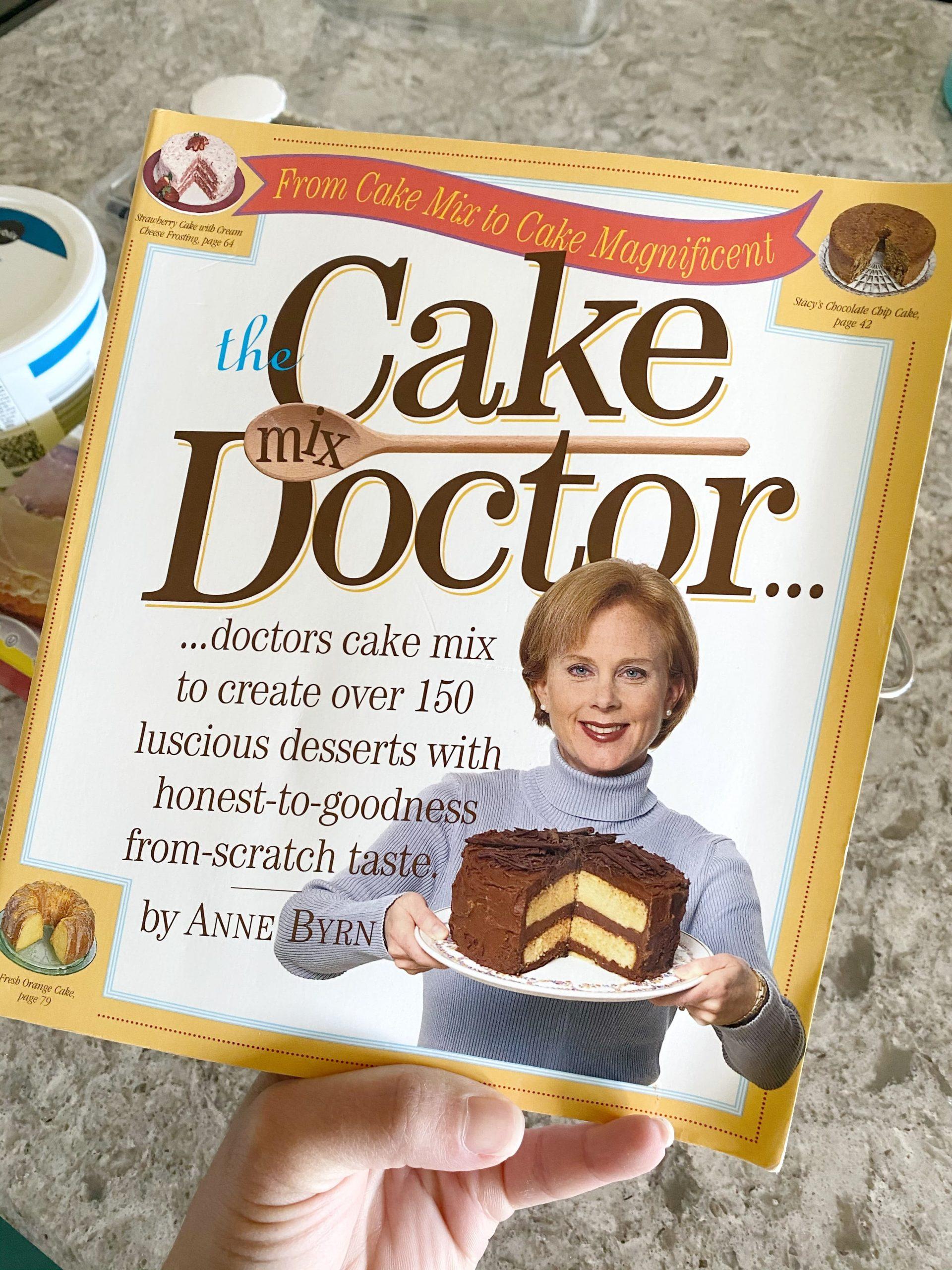Cake Doctor Cookbook