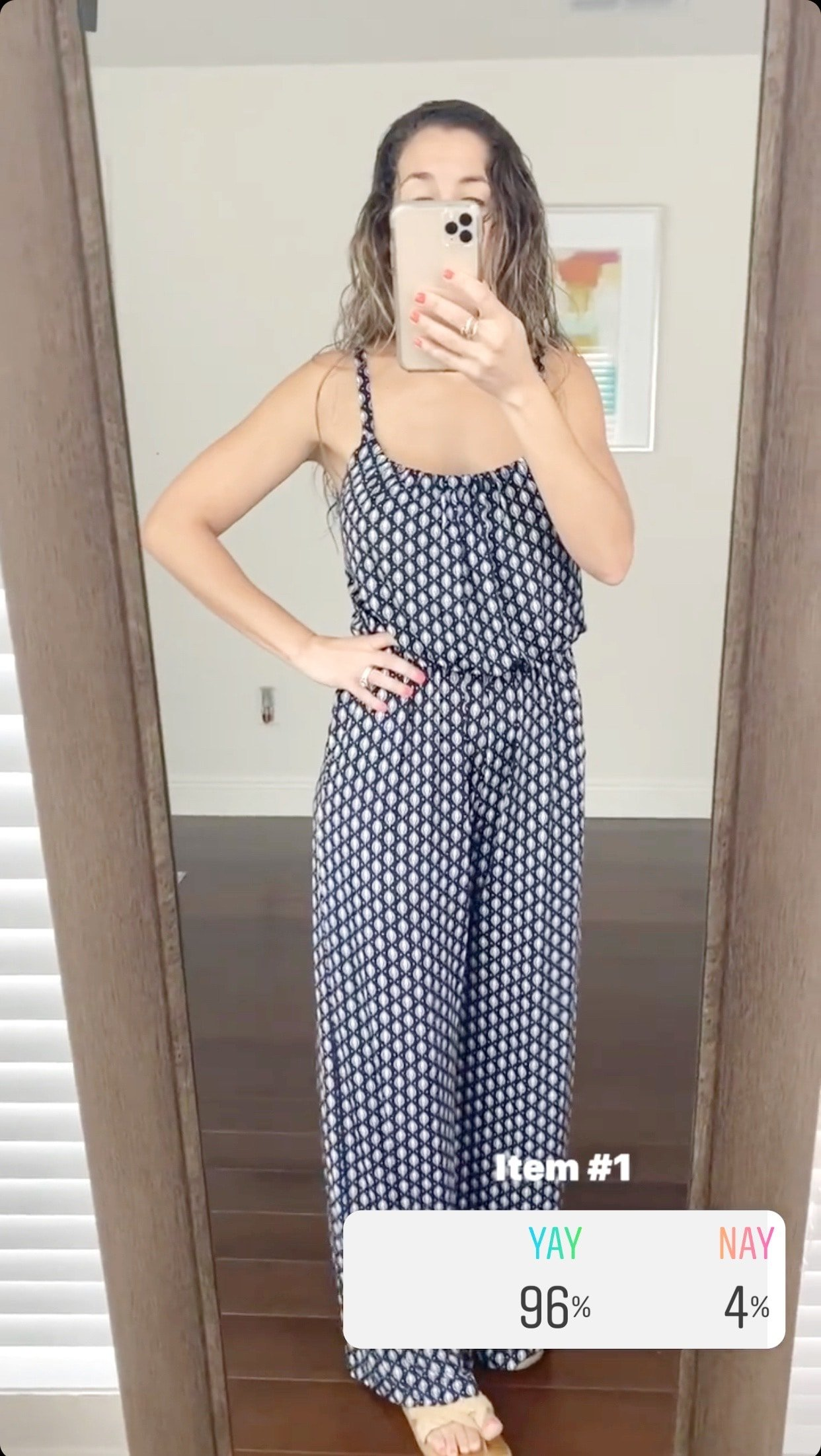 KAILEIGH Adalia Knit Jumpsuit Size- XSP $58.00