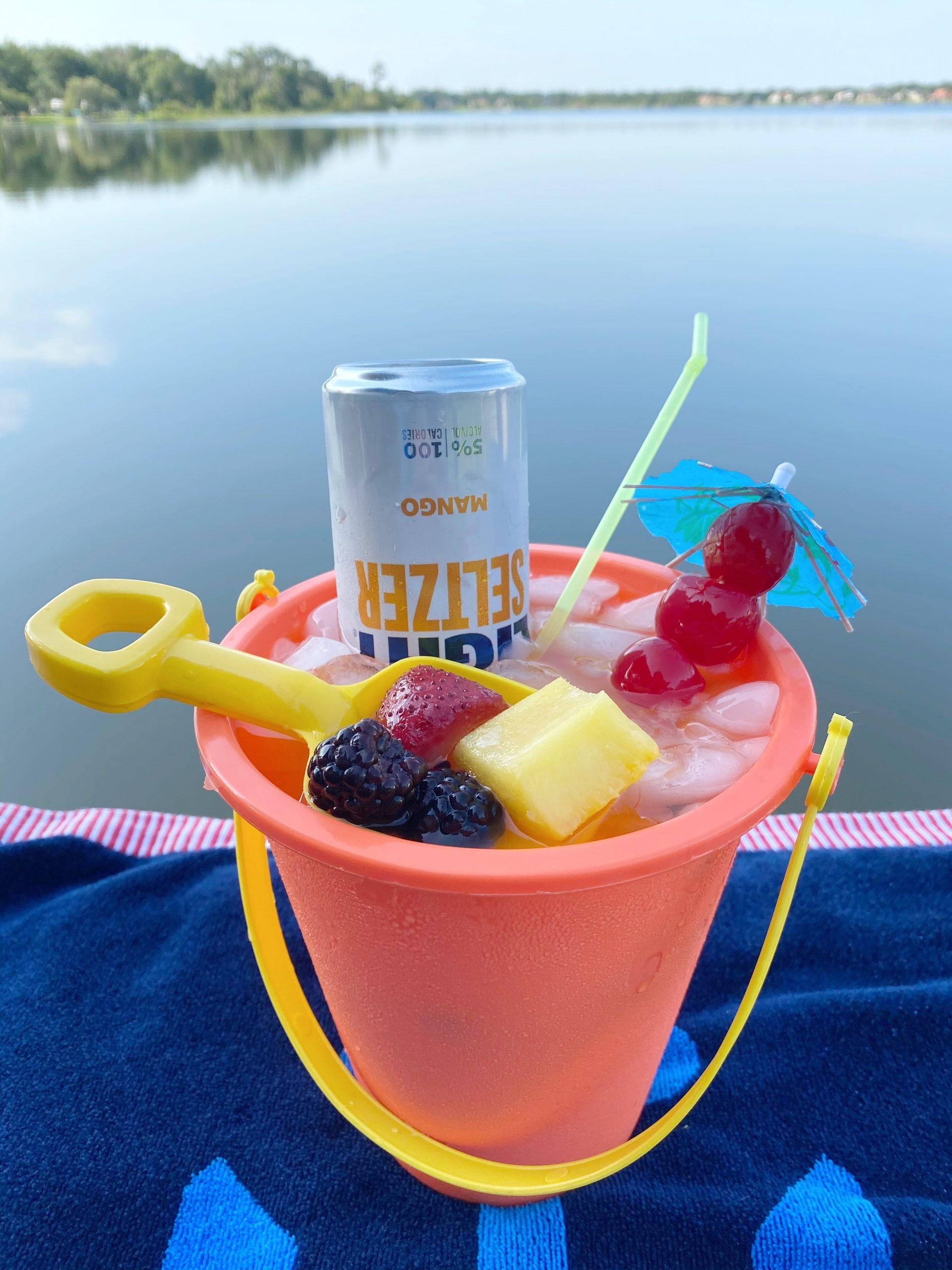 Sand Bucket Cocktail