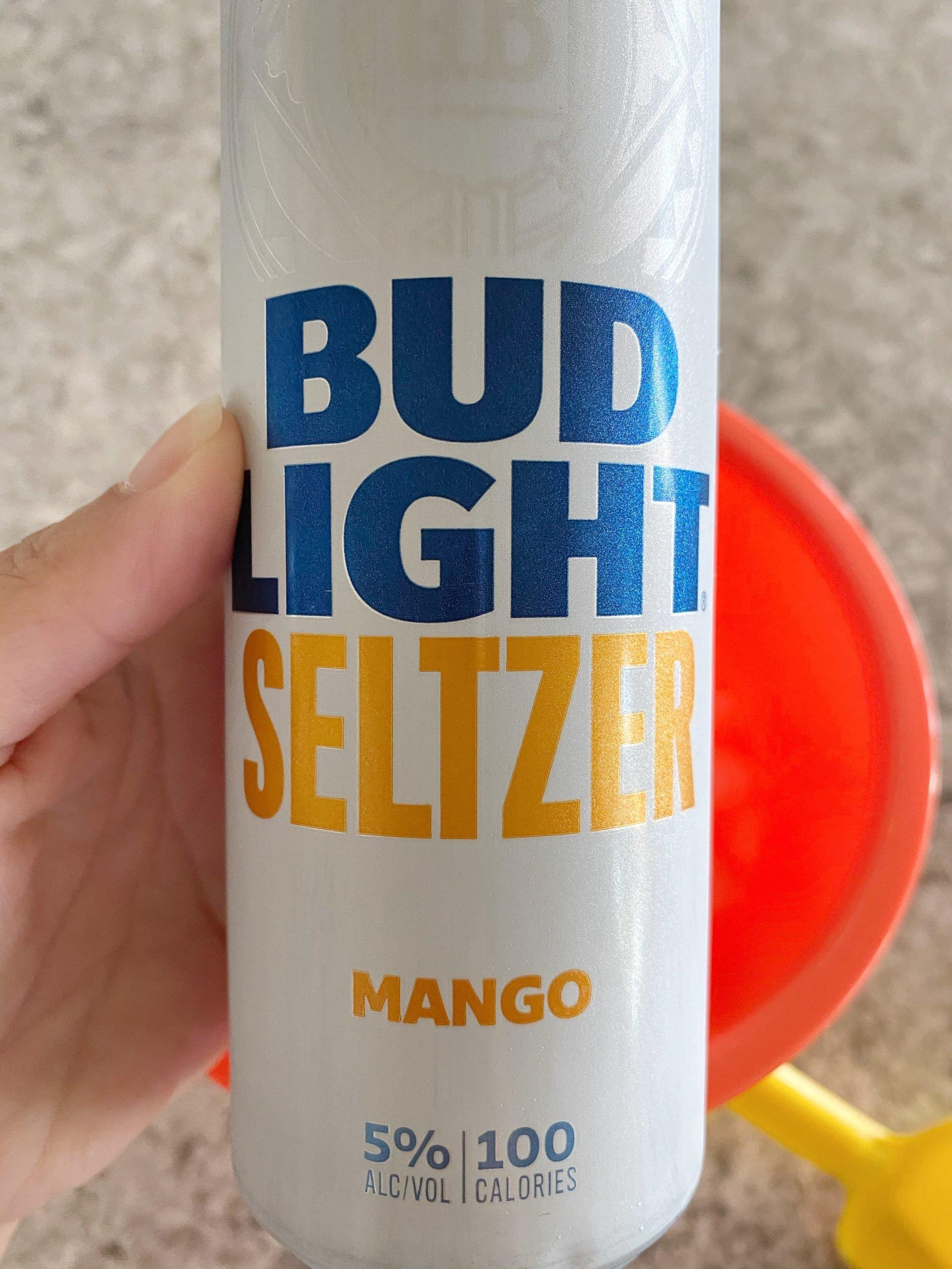 mango Bud Light Seltzer