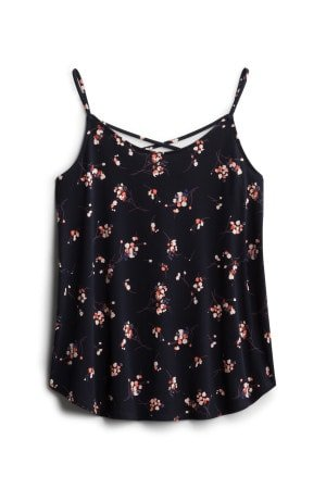 KAILEIGH Felda Latice Back Detail Knit Tank Size- XS $34.00