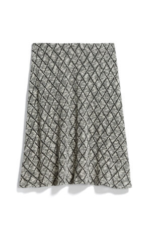 MARGARET M Christabel Textured Skirt SIZE- XSP $64.00