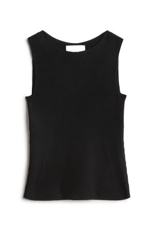 MINISTRY OF SUPPLY 3D Print Sleeveless Knit Top SIZE- XS $95.00