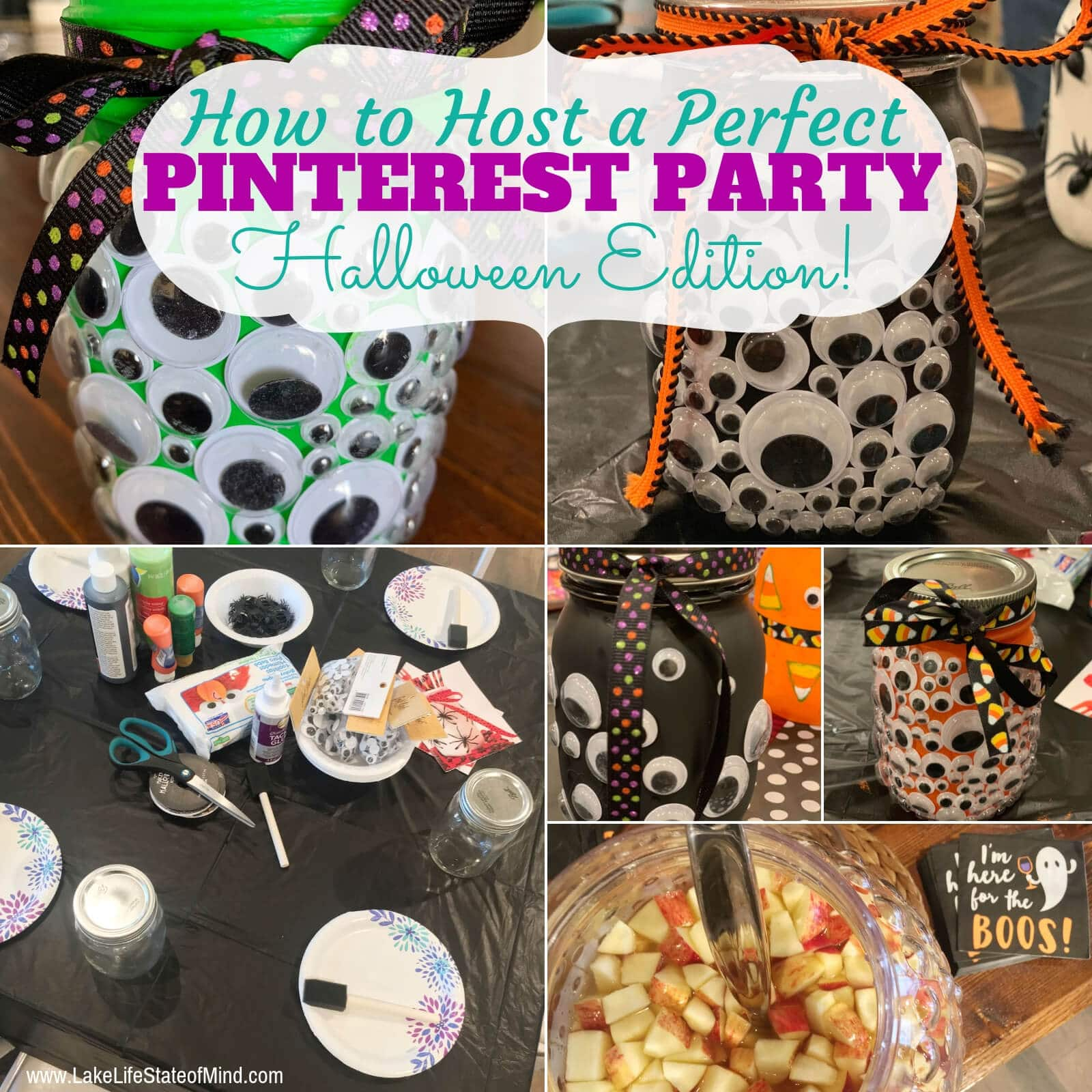How to Host the Perfect Pinterest Party: Halloween Edition