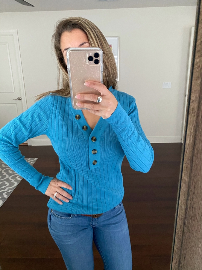 Amazon long sleeve button shirt