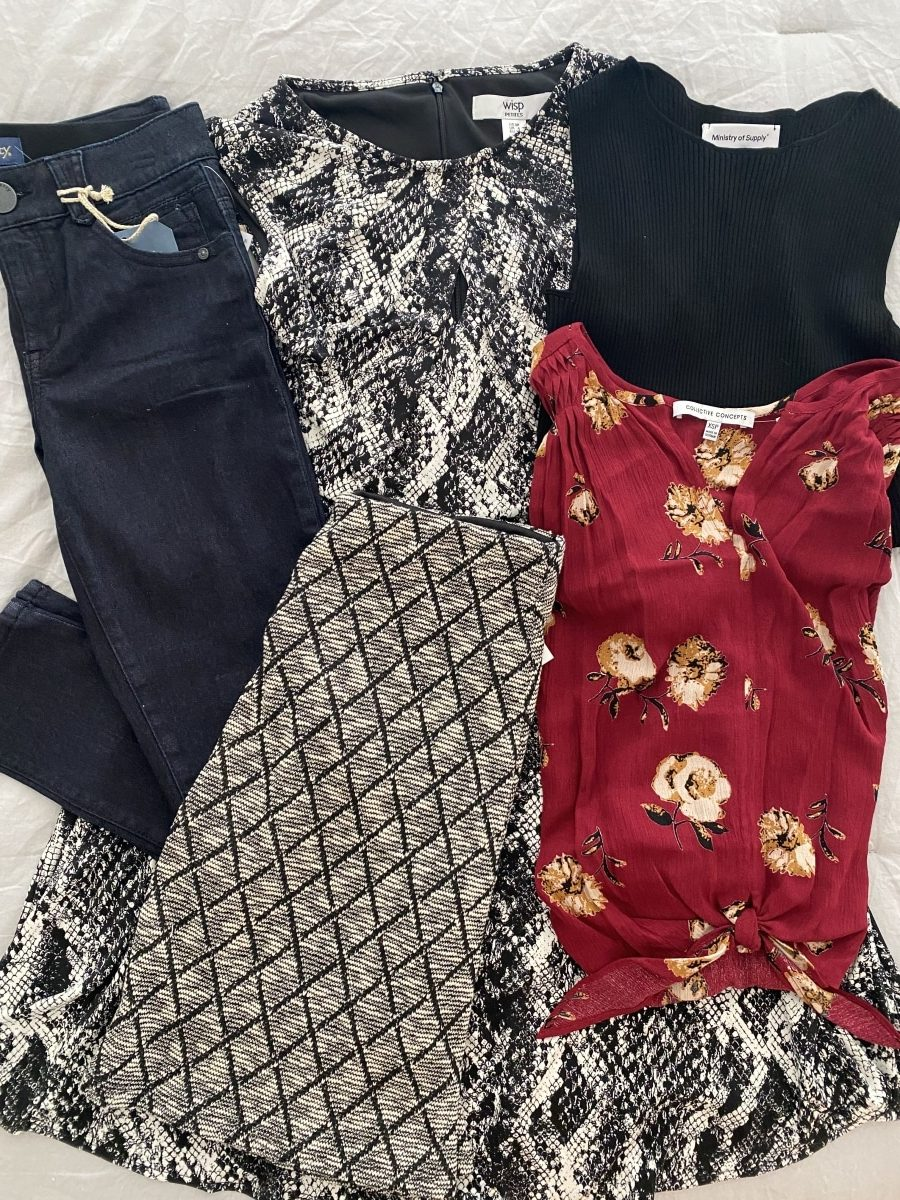 Stitch Fix Box Review: February 2020 Fix #55
