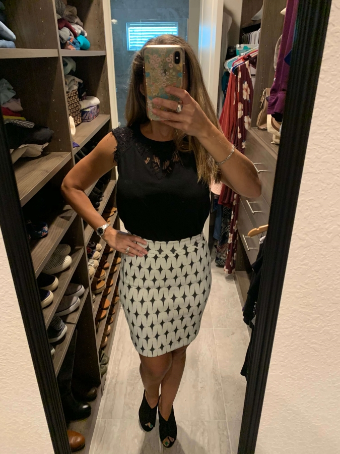 Stitch Fix Review: September 2019 Fix 50