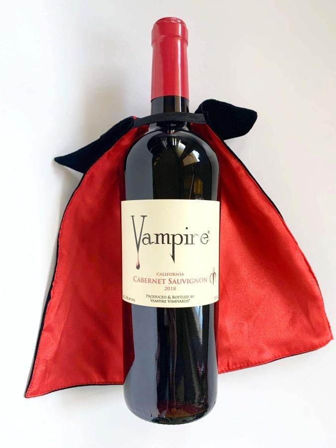 Halloween Wine Bottle from World Market