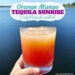 Orango Mango Tequila Sunrise