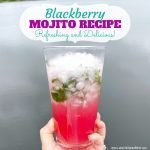 Refreshing Blackberry Mojito Recipe
