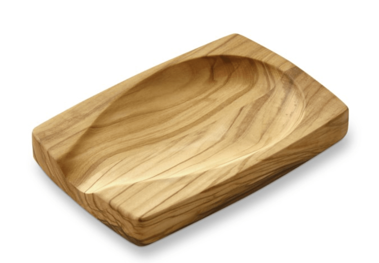wooden spoon rest