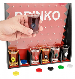 Drinko party game