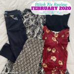 Stitch Fix Box Review: February 2020 Fix #55