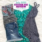 Stitch Fix Box Review: July 2020 Fix #60